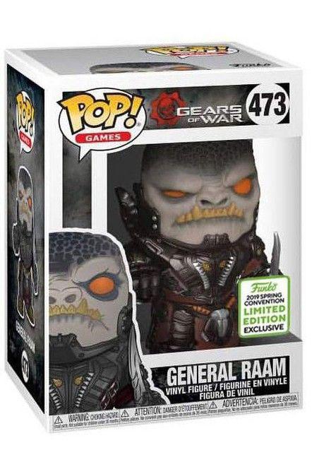 Funko Pop General Raam (3)