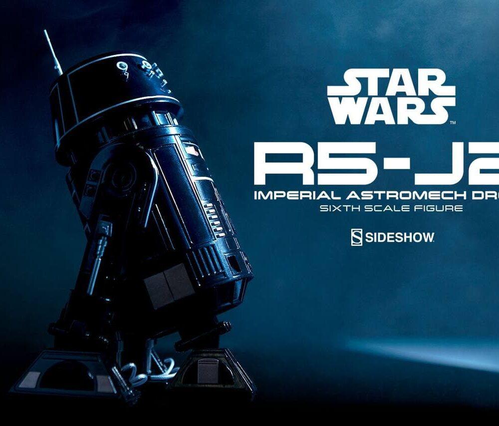 R5-J2 Imperial Astromech Droid (10)