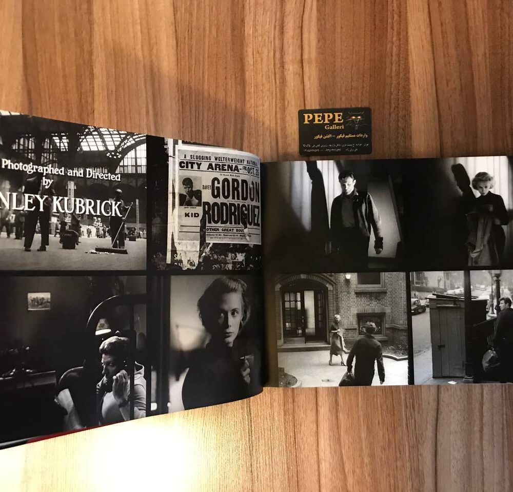 ارشیو عکس فوق العاده از فیلم های کارگردان کمال گرا ، استاد استنلی کوبریک (20)