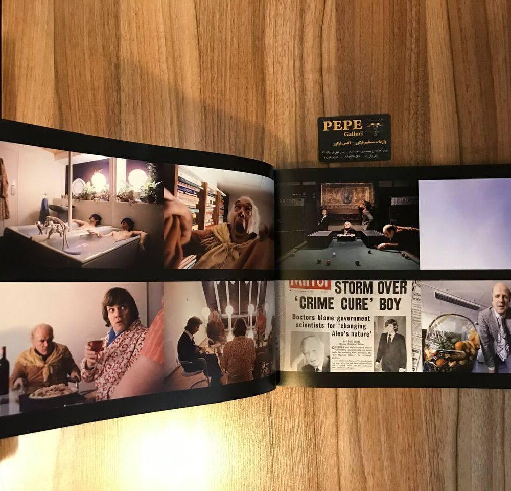 ارشیو عکس فوق العاده از فیلم های کارگردان کمال گرا ، استاد استنلی کوبریک (4)