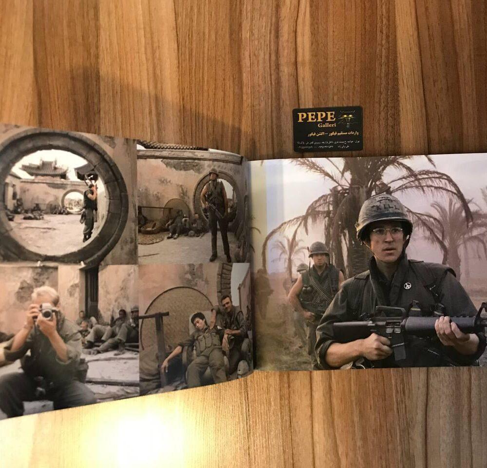 ارشیو عکس فوق العاده از فیلم های کارگردان کمال گرا ، استاد استنلی کوبریک (6)