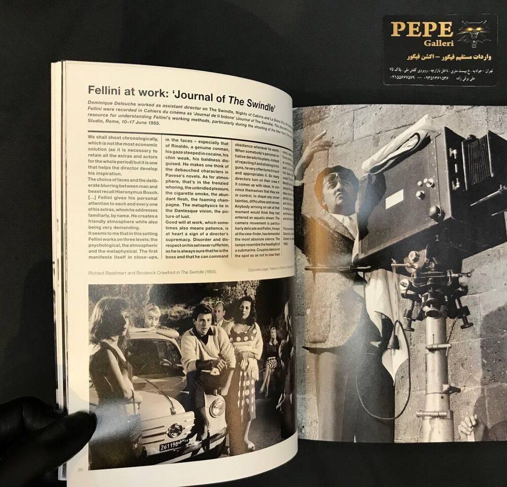 استادان سینما – فدریکو فلینی (9)