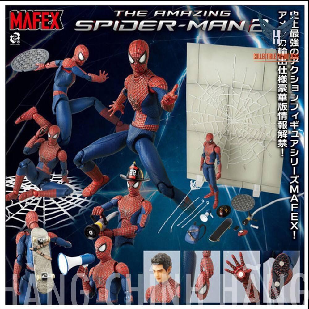 اکشن فیگور اسپایدرمن ( مرد عنکبوتی شگفت انگیز ) (3)