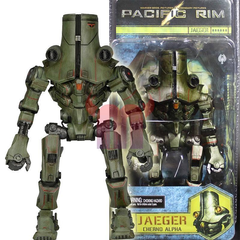 اکشن فیگور Jaeger – چرنو آلفا ( حاشیه اقیانوس آرام ) (1)