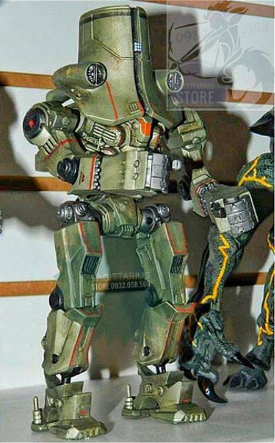 اکشن فیگور Jaeger – چرنو آلفا ( حاشیه اقیانوس آرام ) (12)