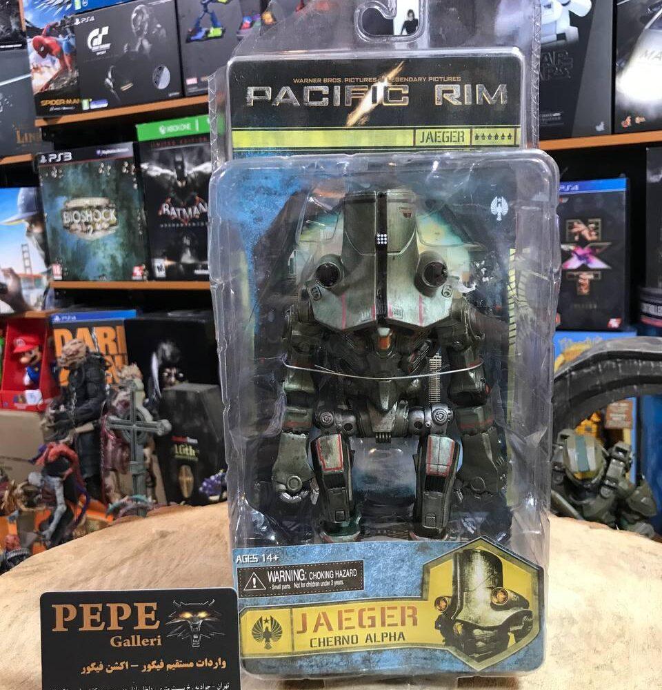 اکشن فیگور Jaeger – چرنو آلفا ( حاشیه اقیانوس آرام ) (14)