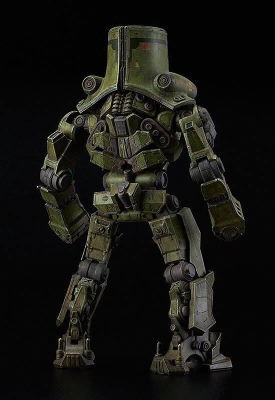 اکشن فیگور Jaeger – چرنو آلفا ( حاشیه اقیانوس آرام ) (4)