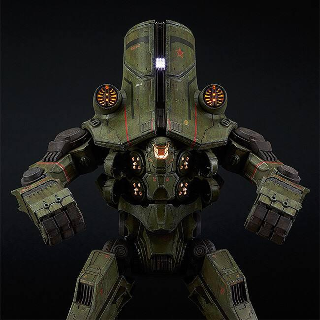 اکشن فیگور Jaeger – چرنو آلفا ( حاشیه اقیانوس آرام ) (5)