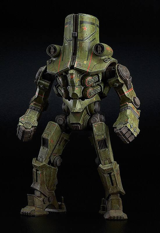 اکشن فیگور Jaeger – چرنو آلفا ( حاشیه اقیانوس آرام ) (8)