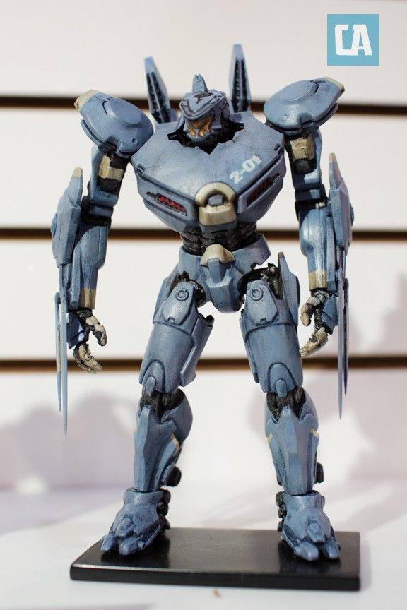اکشن فیگور Jaeger – Striker Eureka ( حاشیه اقیانوس آرام ) (5)