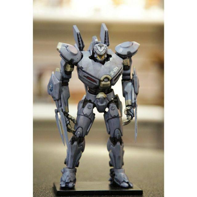 اکشن فیگور Jaeger – Striker Eureka ( حاشیه اقیانوس آرام ) (6)