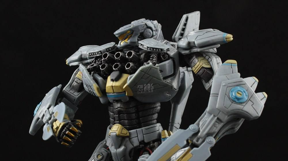 اکشن فیگور Jaeger – Striker Eureka ( حاشیه اقیانوس آرام ) (8)