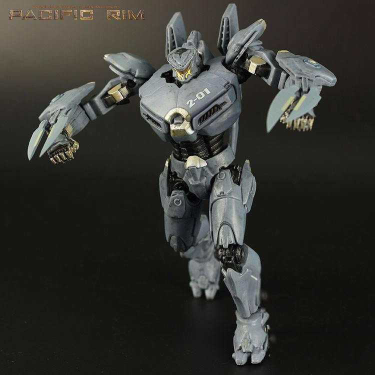 اکشن فیگور Jaeger - Striker Eureka ( حاشیه اقیانوس آرام )