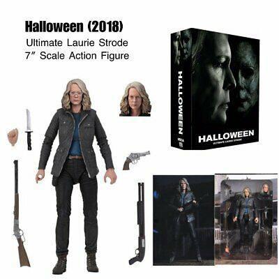 اکشن فیگور Laurie Strode ( هالووین ۲۰۱۸ ) (3)