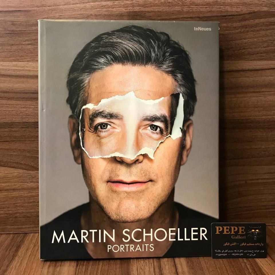 فوتوبوک ارزنده و فوق العاده از پرتره های عکاس مشهور آلمانی مارتین شولر. ( پرتره های سوپراستار ها ، خوانندگان ، افراد مشهور )