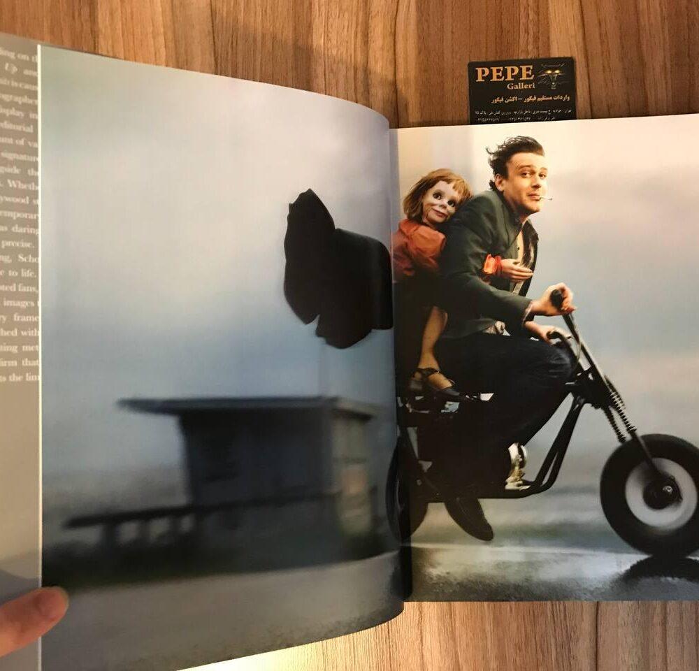 فوتوبوک ارزنده و فوق العاده از پرتره های عکاس مشهور آلمانی مارتین شولر. ( پرتره های سوپراستار ها ، خوانندگان ، افراد مشهور ) (1)