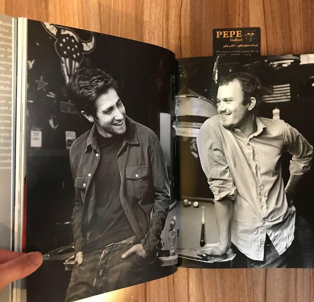 فوتوبوک ارزنده و فوق العاده از پرتره های عکاس مشهور آلمانی مارتین شولر. ( پرتره های سوپراستار ها ، خوانندگان ، افراد مشهور ) (13)