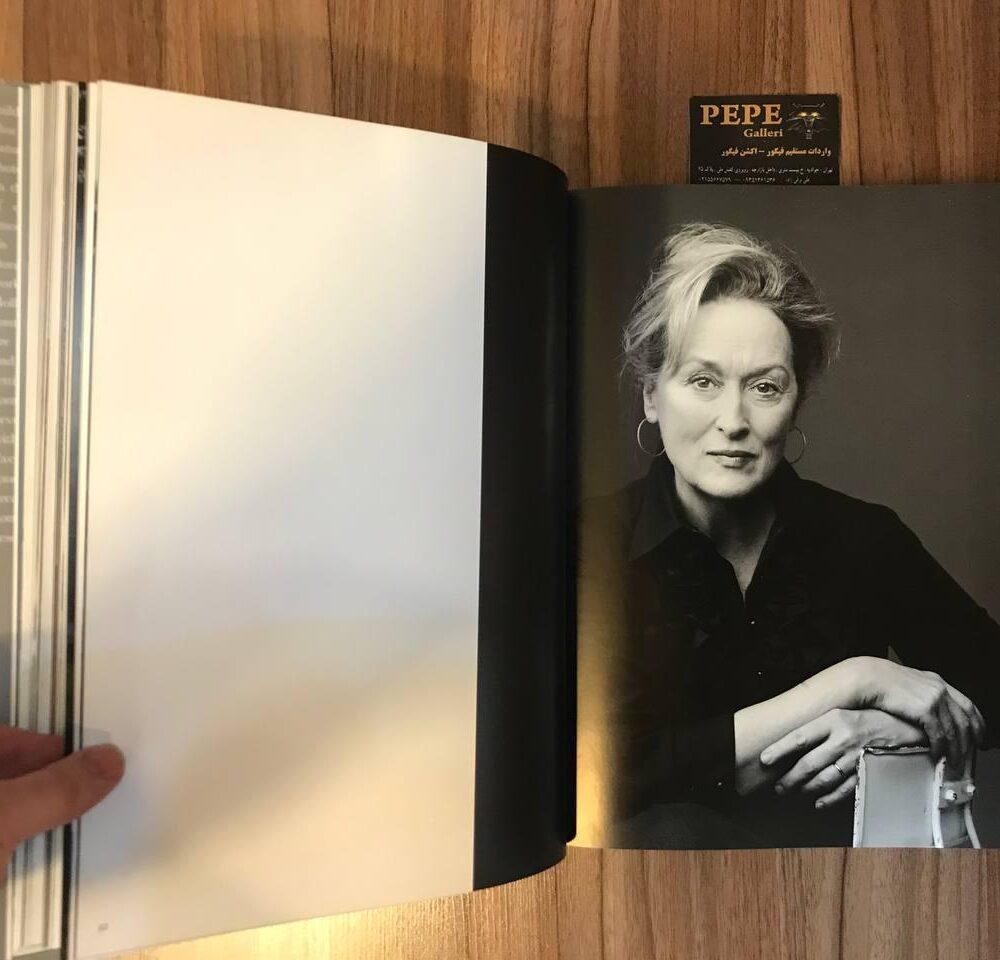 فوتوبوک ارزنده و فوق العاده از پرتره های عکاس مشهور آلمانی مارتین شولر. ( پرتره های سوپراستار ها ، خوانندگان ، افراد مشهور ) (17)