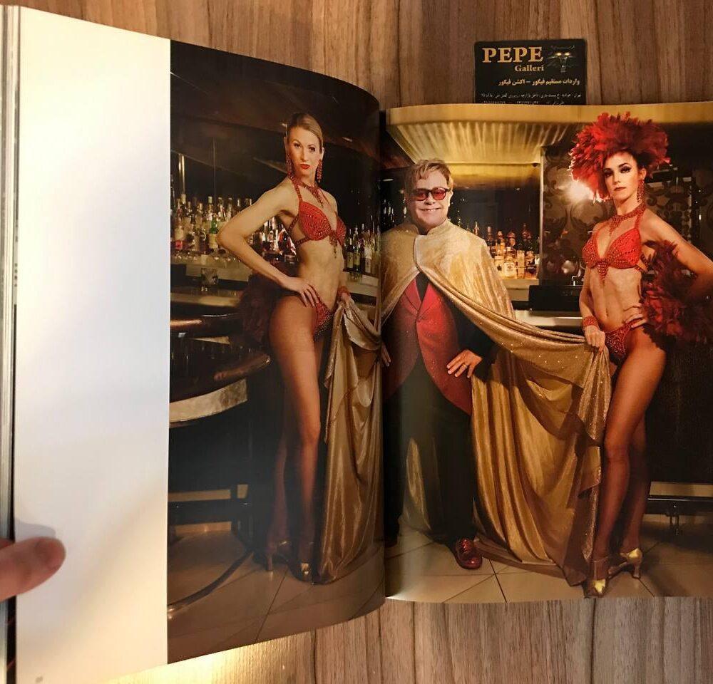 فوتوبوک ارزنده و فوق العاده از پرتره های عکاس مشهور آلمانی مارتین شولر. ( پرتره های سوپراستار ها ، خوانندگان ، افراد مشهور ) (19)