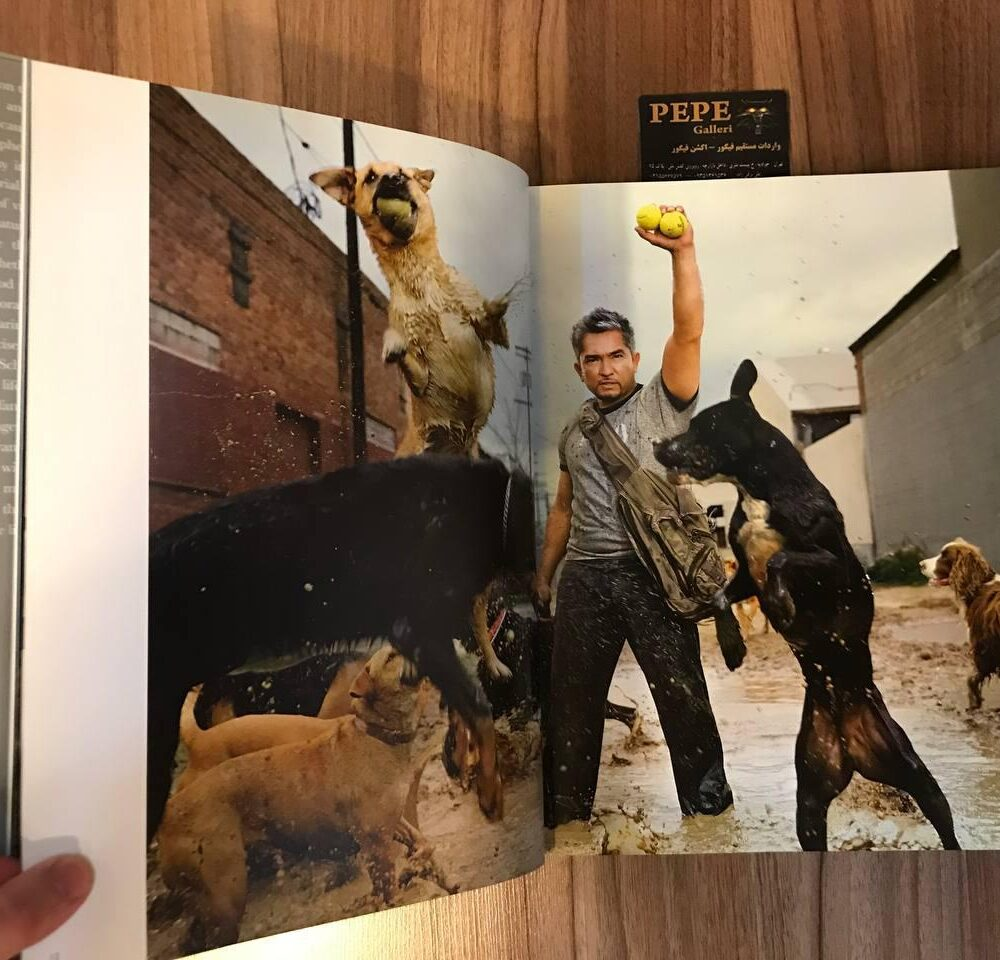 فوتوبوک ارزنده و فوق العاده از پرتره های عکاس مشهور آلمانی مارتین شولر. ( پرتره های سوپراستار ها ، خوانندگان ، افراد مشهور ) (3)