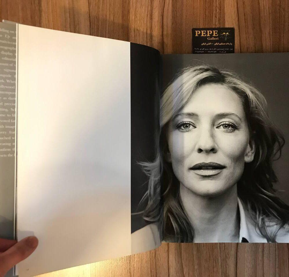 فوتوبوک ارزنده و فوق العاده از پرتره های عکاس مشهور آلمانی مارتین شولر. ( پرتره های سوپراستار ها ، خوانندگان ، افراد مشهور ) (4)
