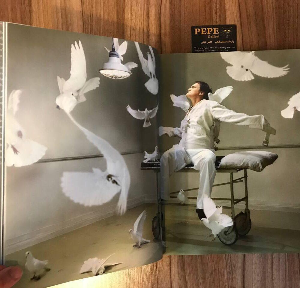 فوتوبوک ارزنده و فوق العاده از پرتره های عکاس مشهور آلمانی مارتین شولر. ( پرتره های سوپراستار ها ، خوانندگان ، افراد مشهور ) (5)