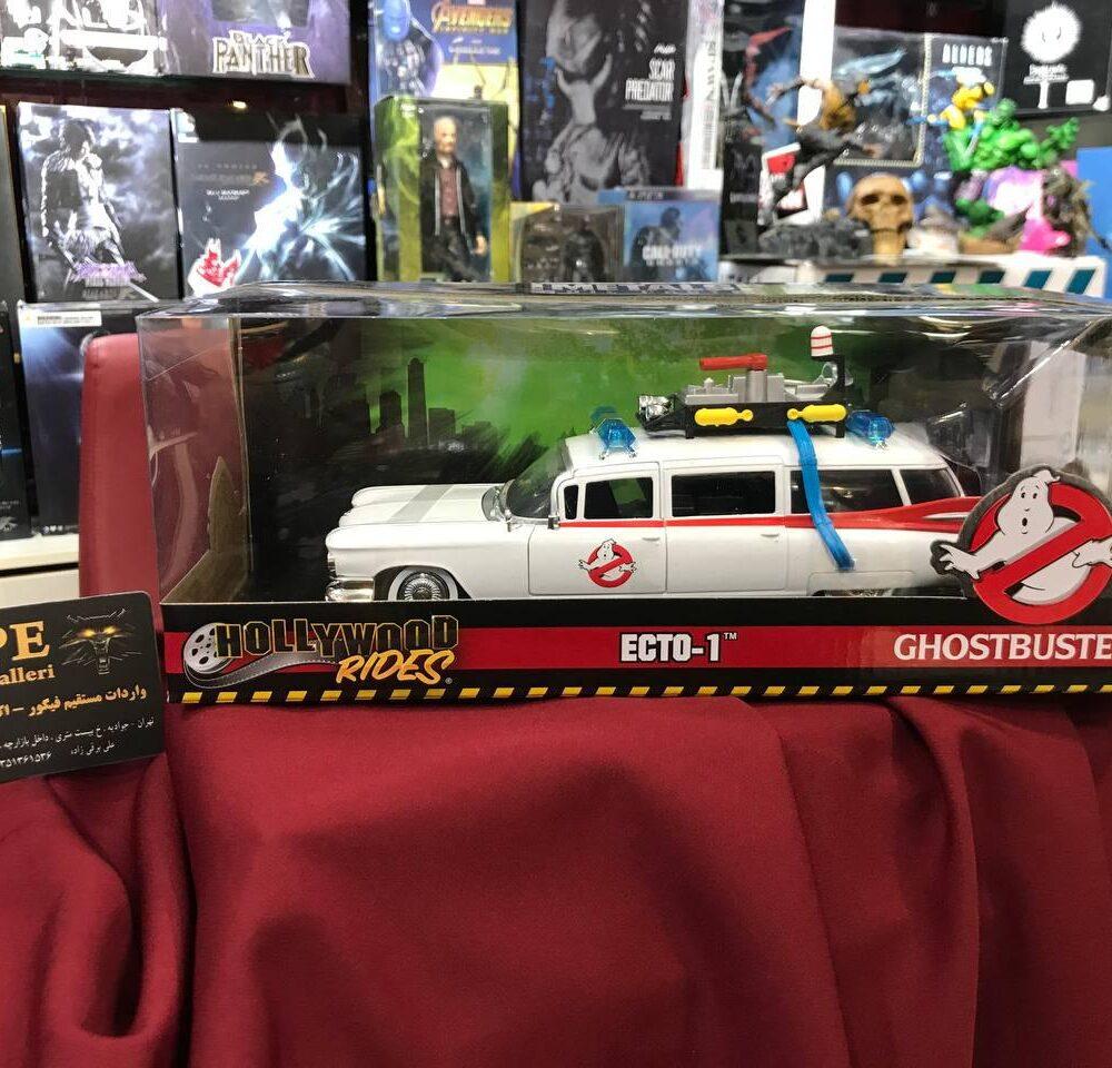 ماکت فلزی جادا مدل شکارچیان روح Ghostbuster (13)