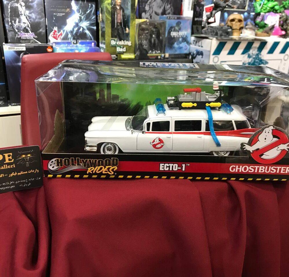 ماکت فلزی جادا مدل شکارچیان روح Ghostbuster (14)