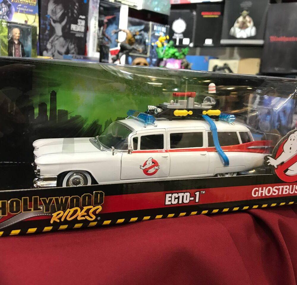ماکت فلزی جادا مدل شکارچیان روح Ghostbuster (15)