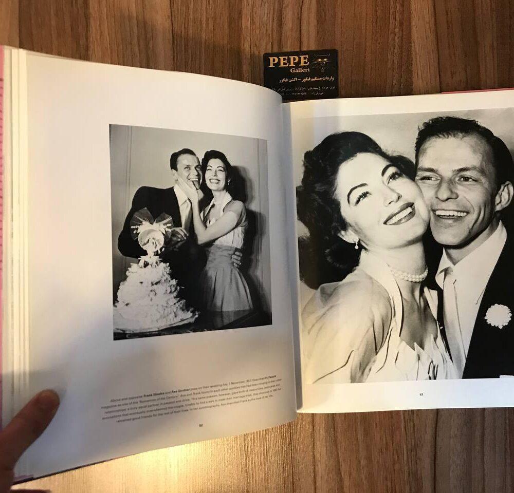 کتاب ( آلبوم عکس ) بازیگران سینما و عروسی (10)