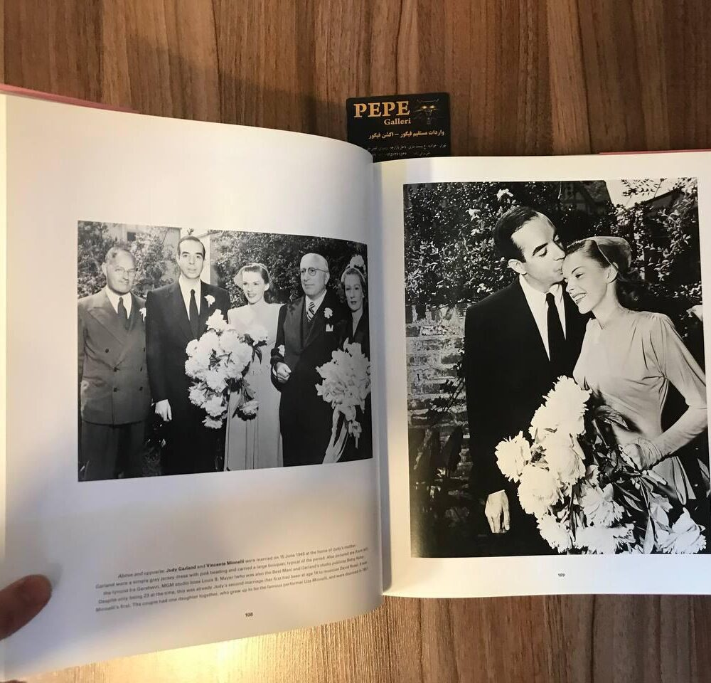 کتاب ( آلبوم عکس ) بازیگران سینما و عروسی (12)