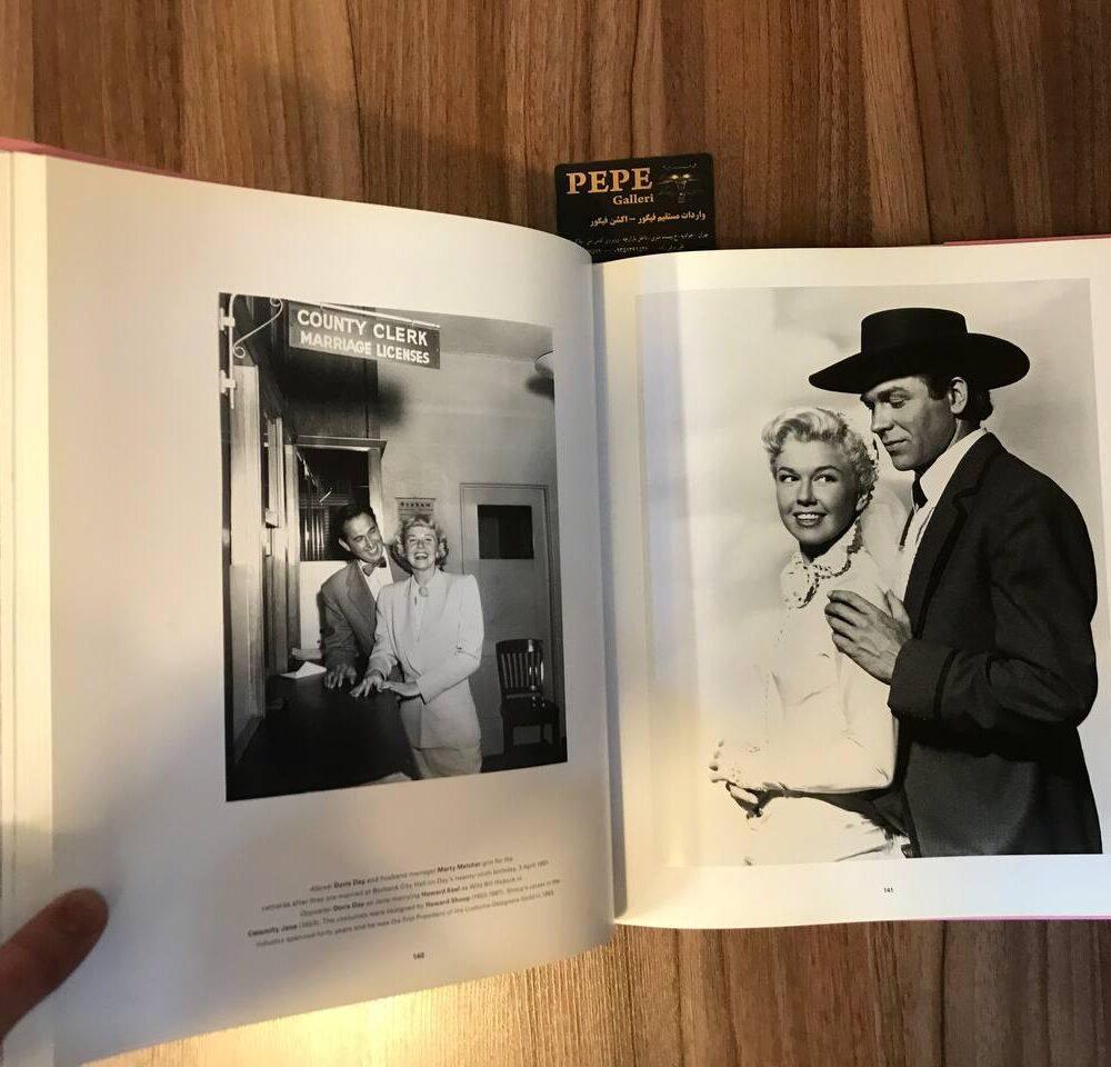 کتاب ( آلبوم عکس ) بازیگران سینما و عروسی (13)