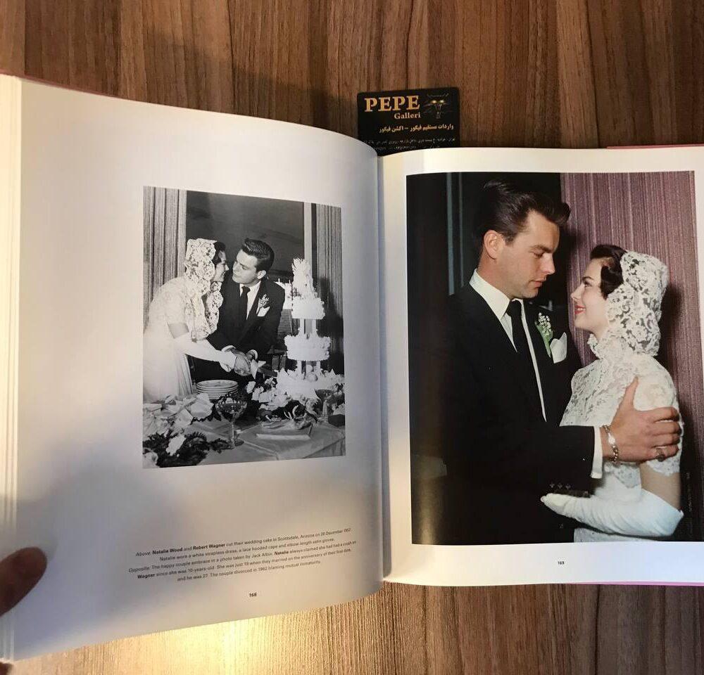 کتاب ( آلبوم عکس ) بازیگران سینما و عروسی (15)