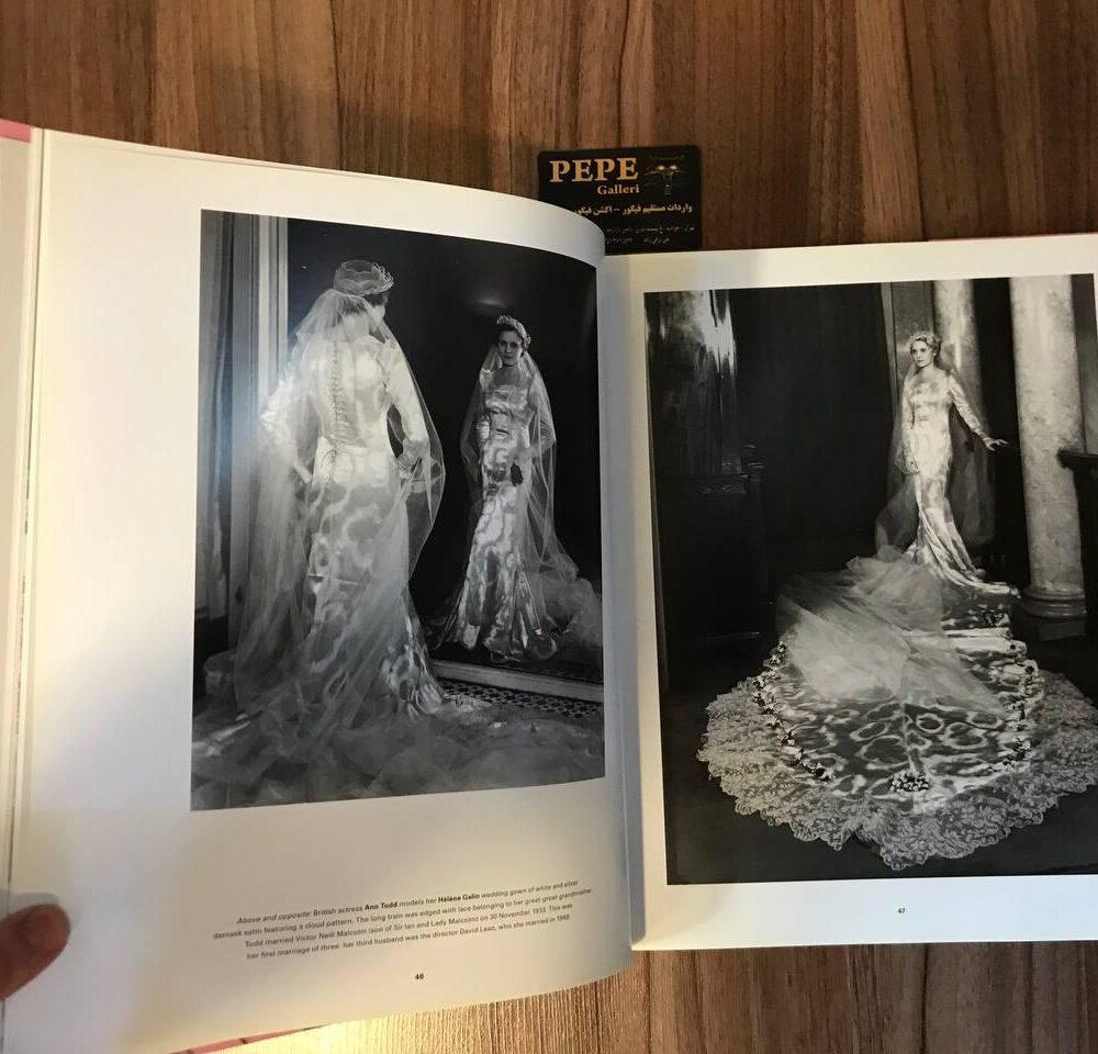 کتاب ( آلبوم عکس ) بازیگران سینما و عروسی (7)
