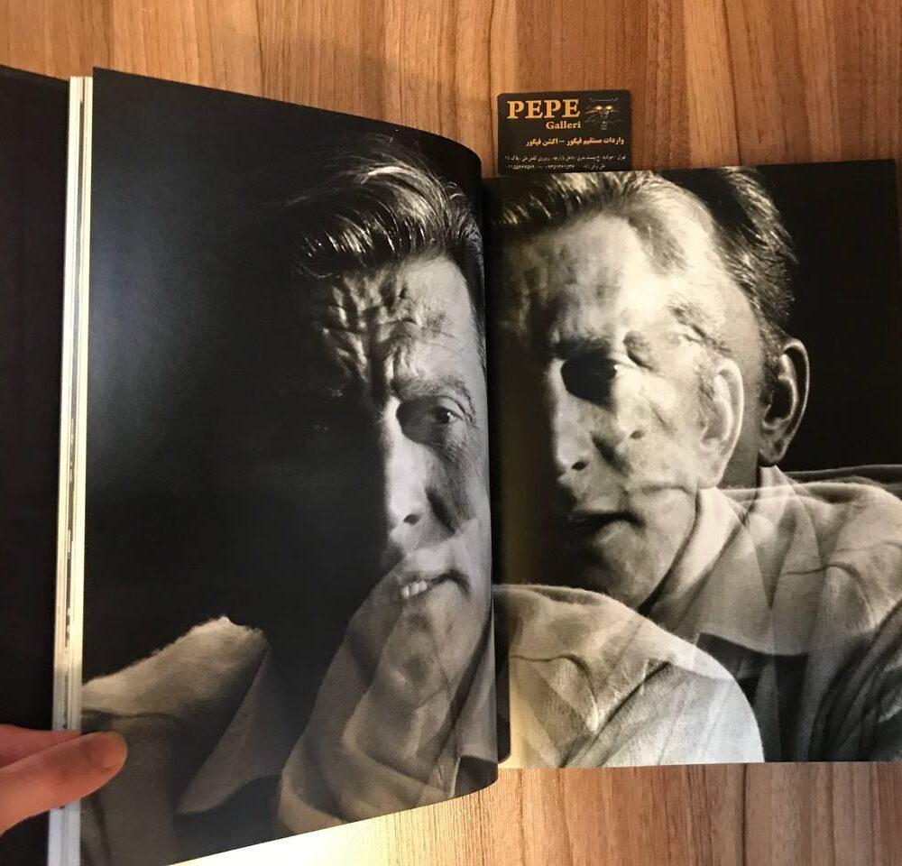 کتاب ( آلبوم عکس ) عکس های برگزیده ی الن گراهام ( از هنرپیشگان و افراد مشهور … ) بزرگداشت ۴۰ امین سالگرد (5)