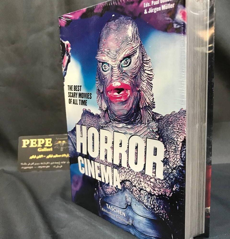 کتاب سینمای هارور ( بهترین فیلم های ترسناک ) (2)