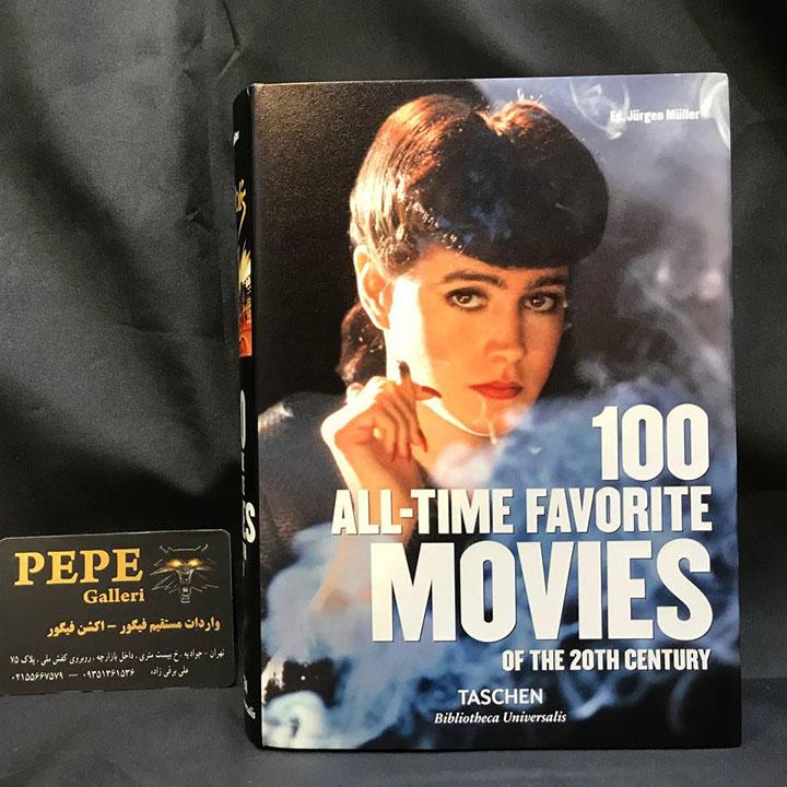 کتاب ۱۰۰ فیلم برتر قرن بیستم