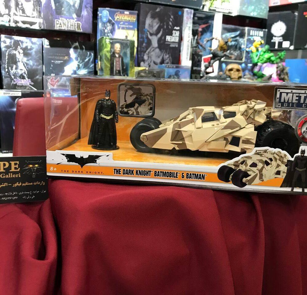 Batman Tumbler Batmobile Camo (6)