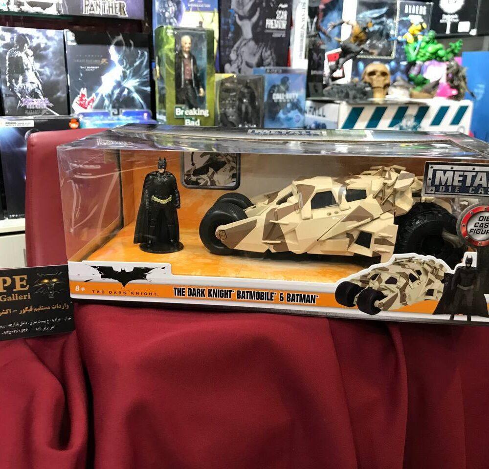 Batman Tumbler Batmobile Camo (7)