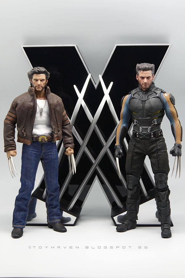 HingSan 11 Light X-Men Wolverine Replica Claws Weapons Collectible LED DESK Light (6)