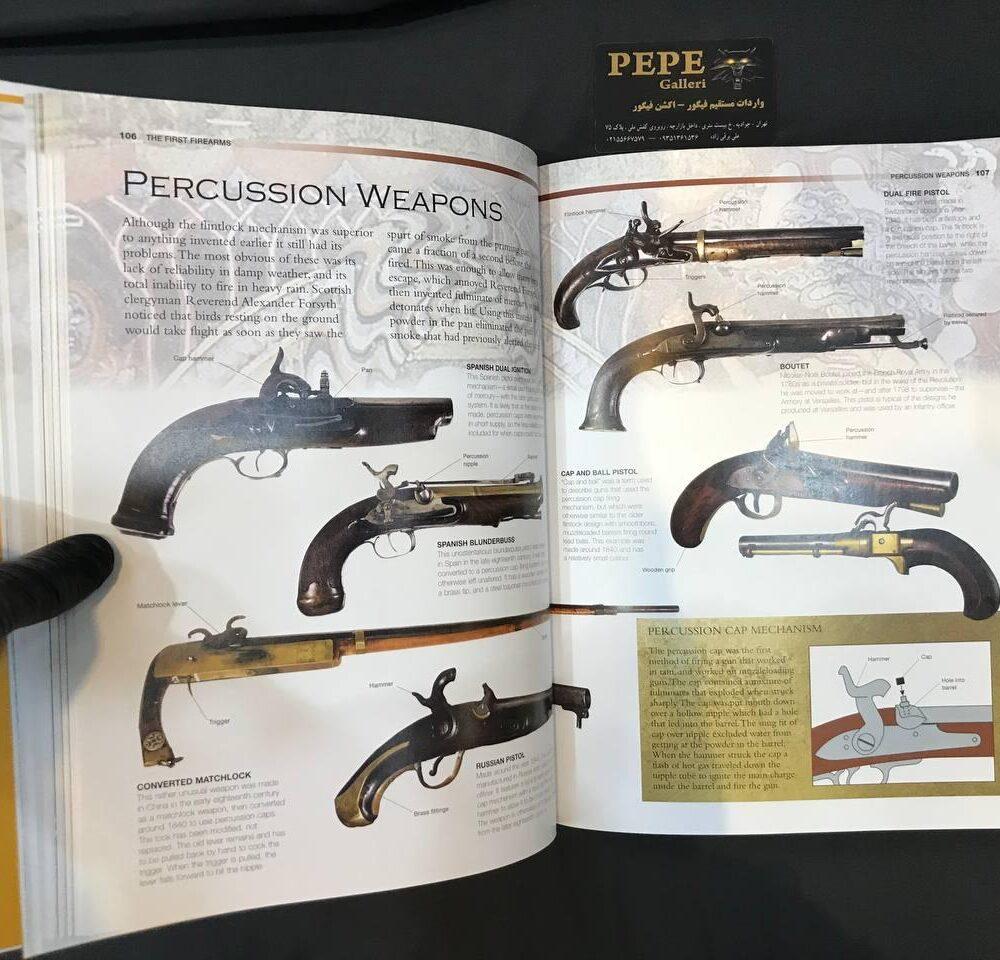 دائره المعارف سلاح های سبک (12)