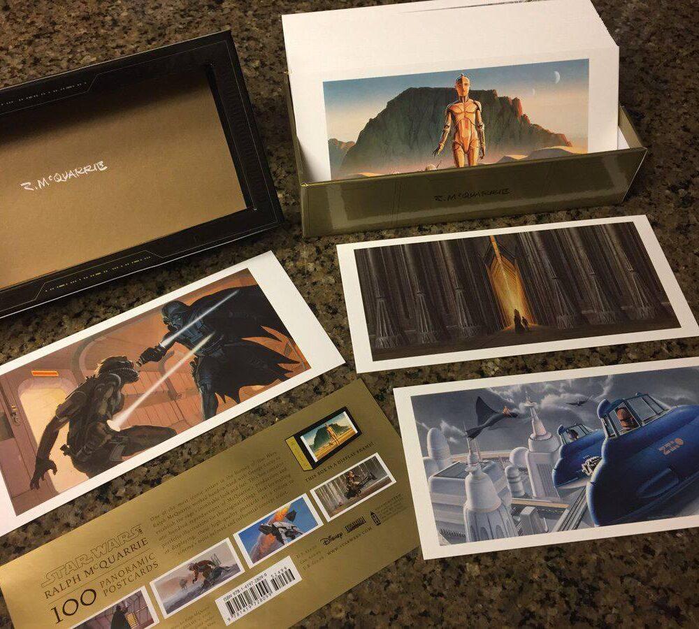 کالکشن ۱۰۰ عددی کارت پستال استاروارز (9)