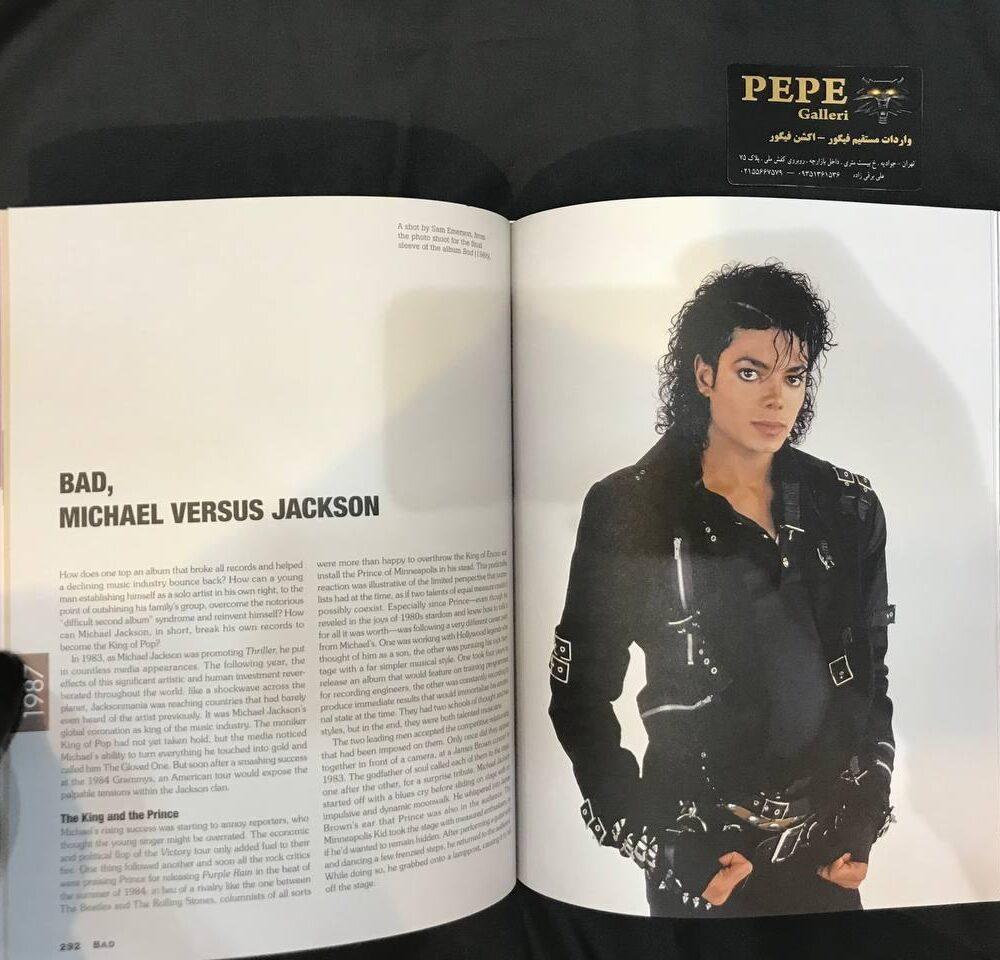 کتاب مایکل جکسون تمام آهنگ ها (18)