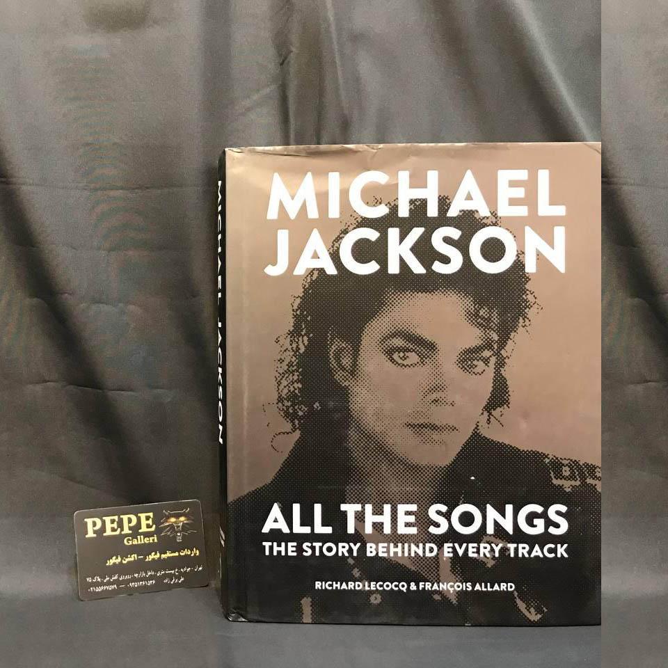 کتاب مایکل جکسون : تمام آهنگ ها
