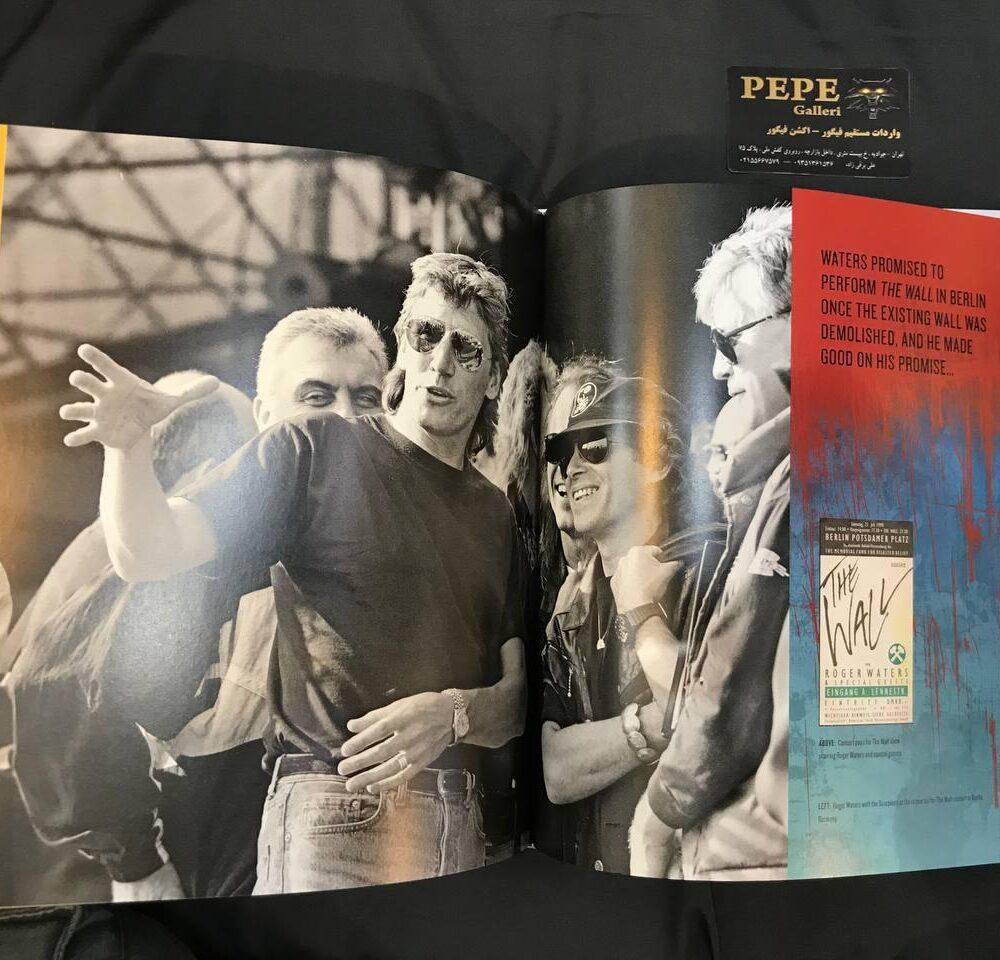 کتاب پینک فلوید – پشت دیوار (16)