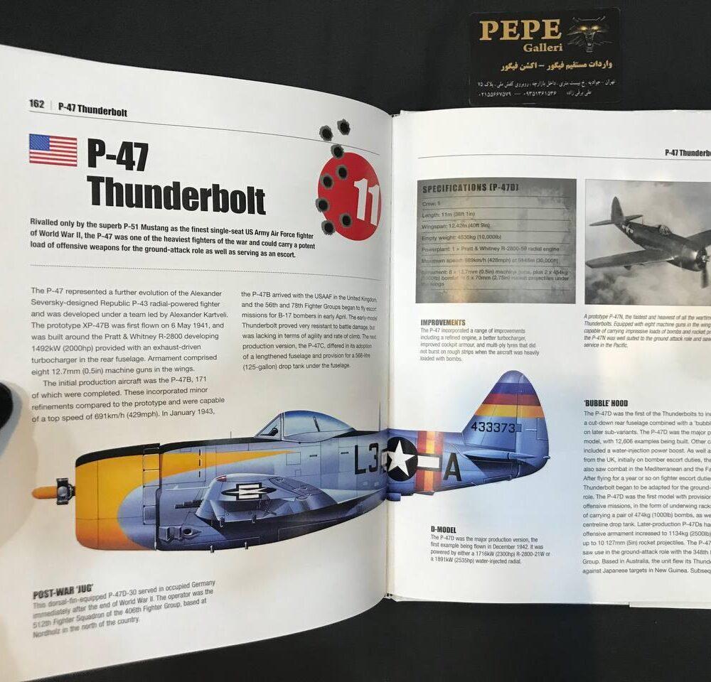 Thomas Newdick Top 50 Military Aircraft hardcover Book (10)