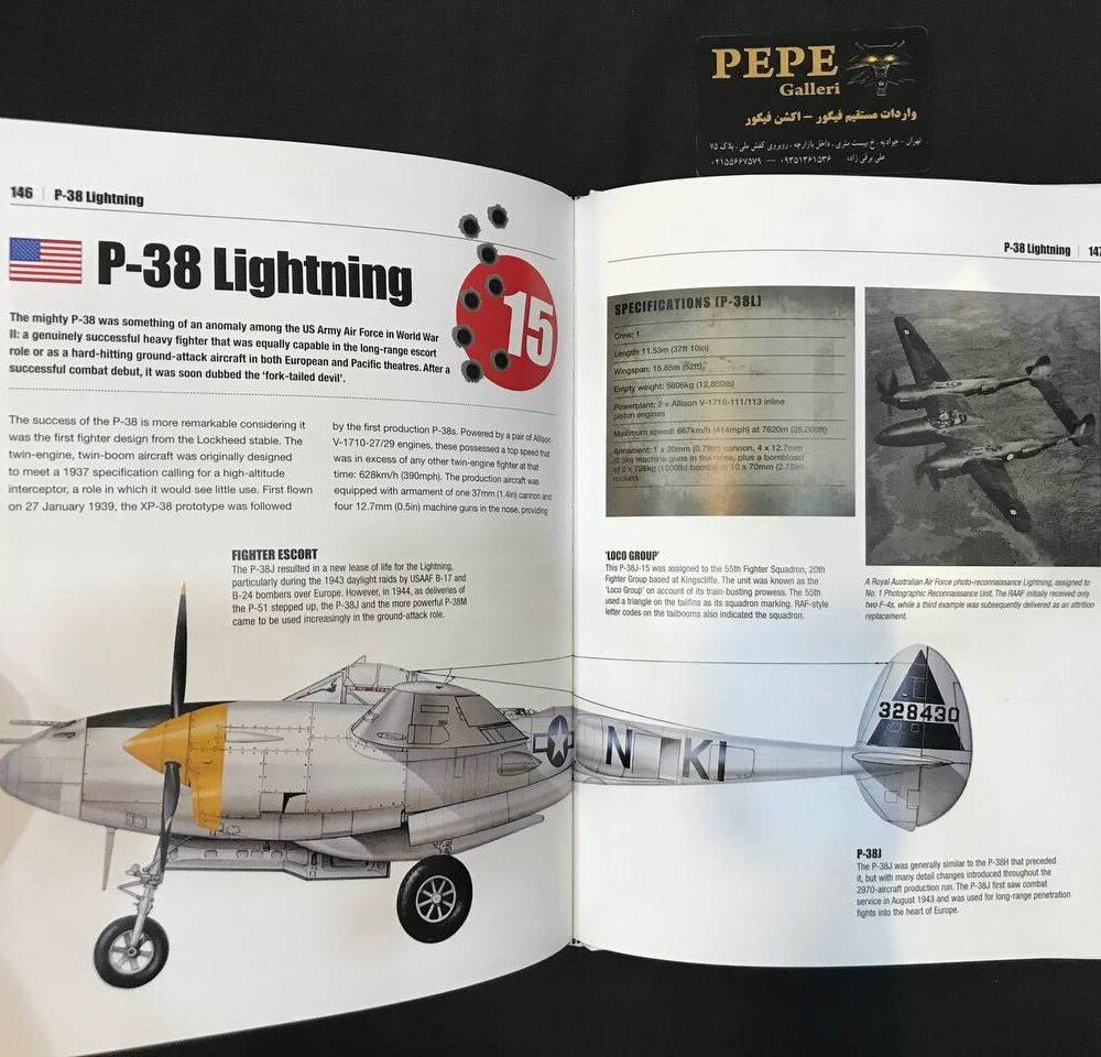 Thomas Newdick Top 50 Military Aircraft hardcover Book (12)