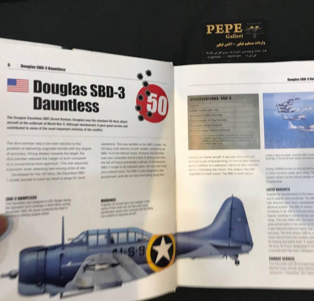 Thomas Newdick Top 50 Military Aircraft hardcover Book (3)