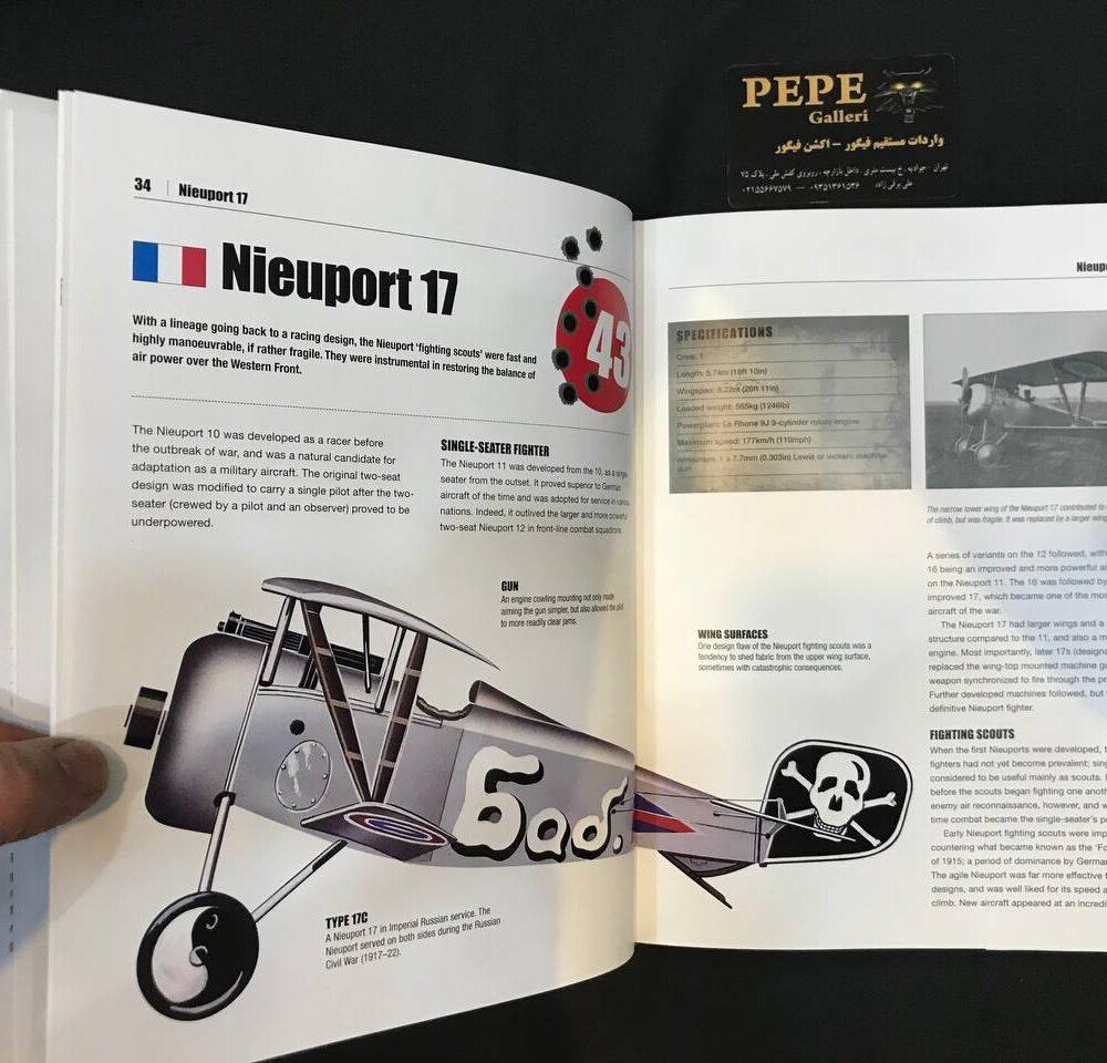 Thomas Newdick Top 50 Military Aircraft hardcover Book (6)