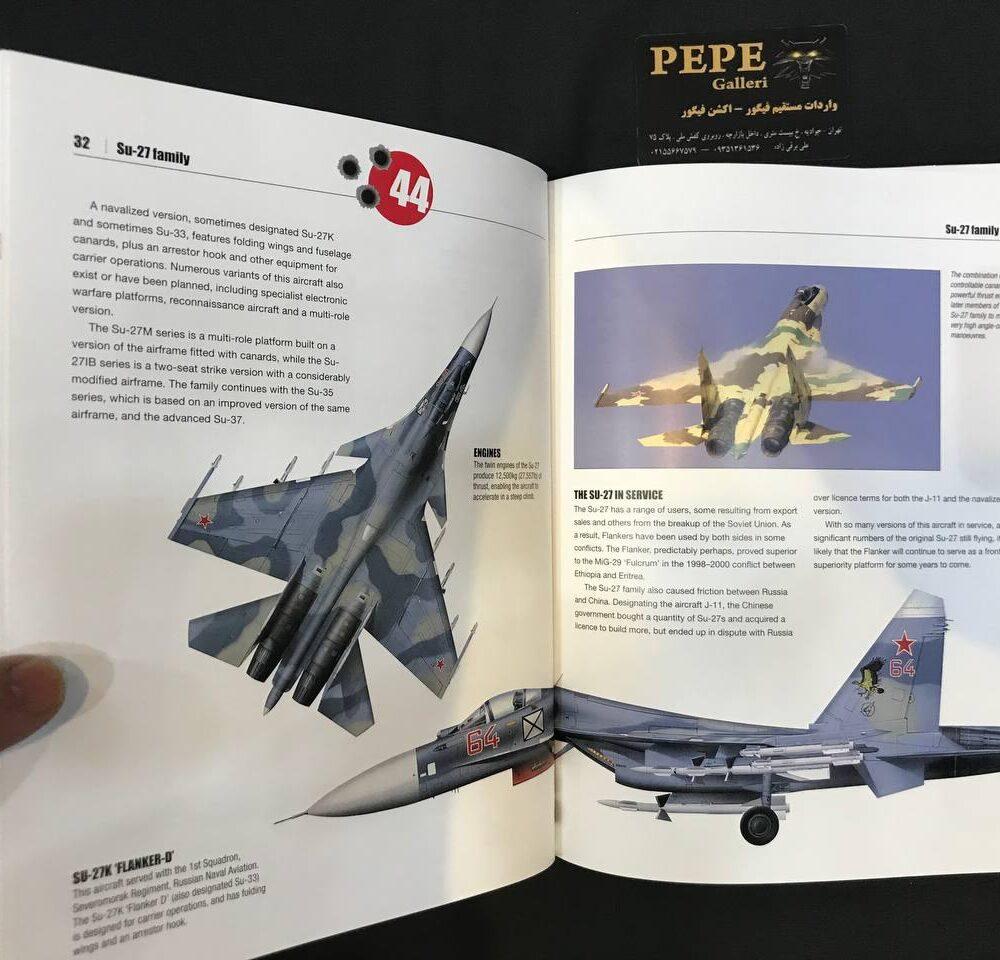 Thomas Newdick Top 50 Military Aircraft hardcover Book (7)